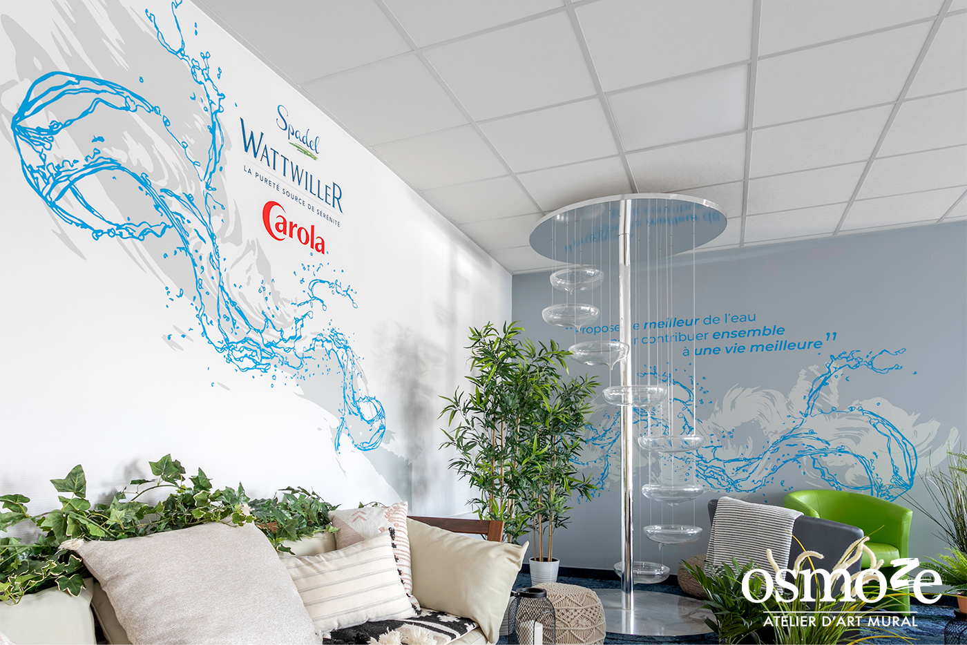 Décoration murale > Osmoze > Fresque design > Wattwiller