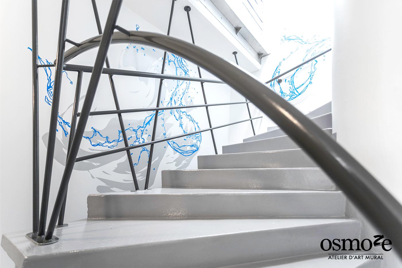 Décoration murale > Osmoze > Fresque design > Wattwiller
