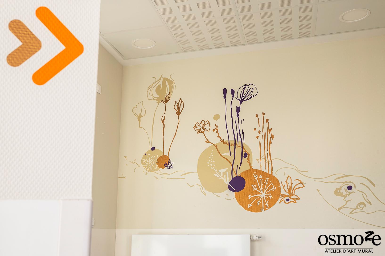 Osmoze > Décoration murale > Signalétique décorative > Bourgueil > Flèches