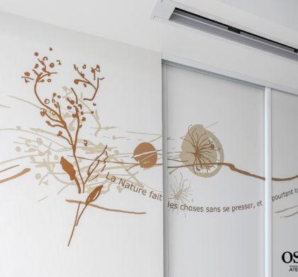 Osmoze > Décoration murale > Signalétique décorative > Bourgueil > Nature