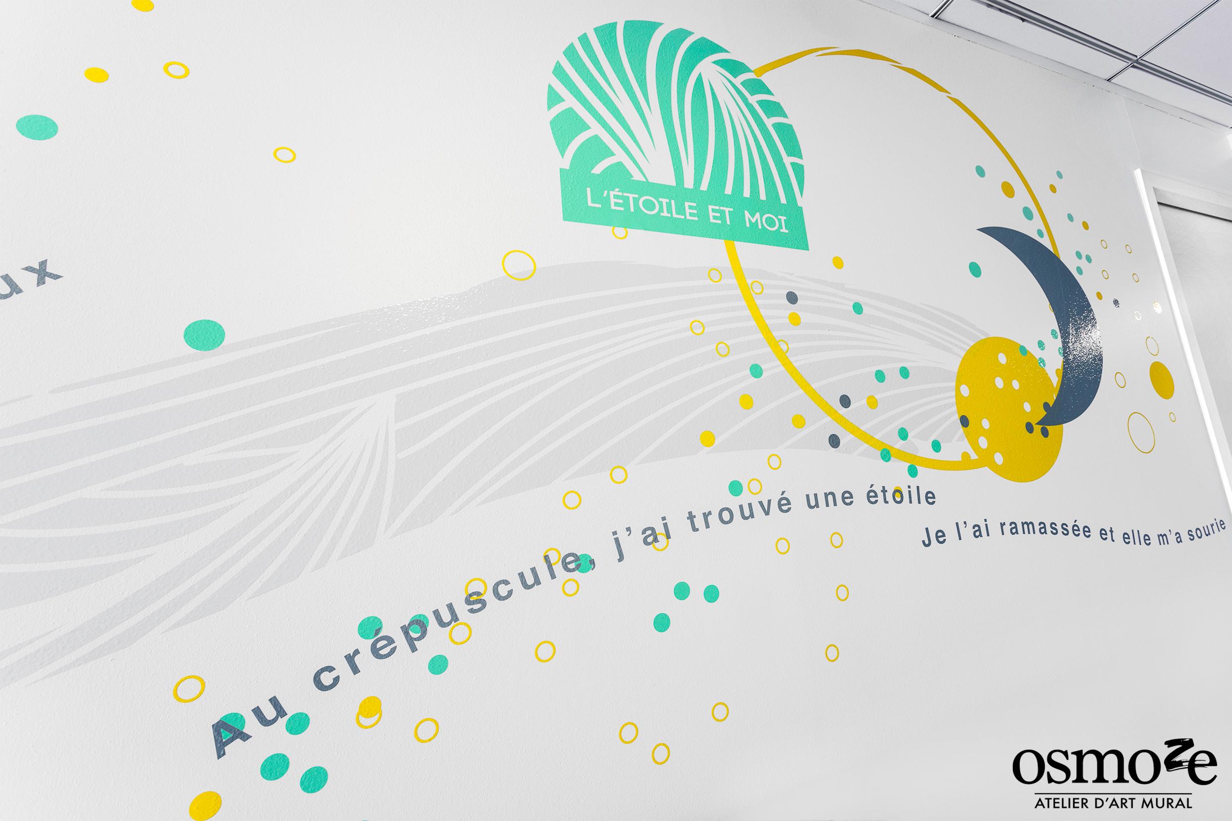 Osmoze > Ehpad Katrine Labouré > Décoration murale > Etoile2