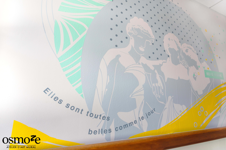 Osmoze > Ehpad Katrine Labouré > Décoration murale > Femmes