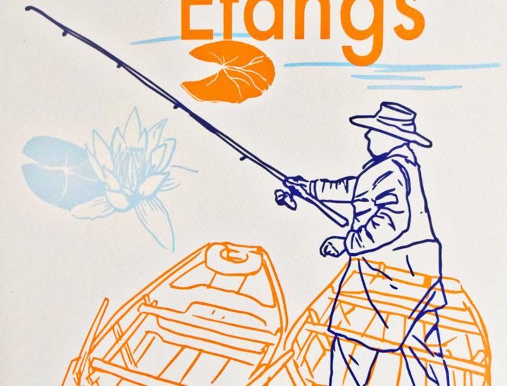 Osmoze > Fresque signalétique > Décoration murale > Ehpad Chateauroux > Etang