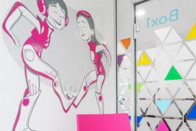 Fresque murale contemporaine > HUDERF