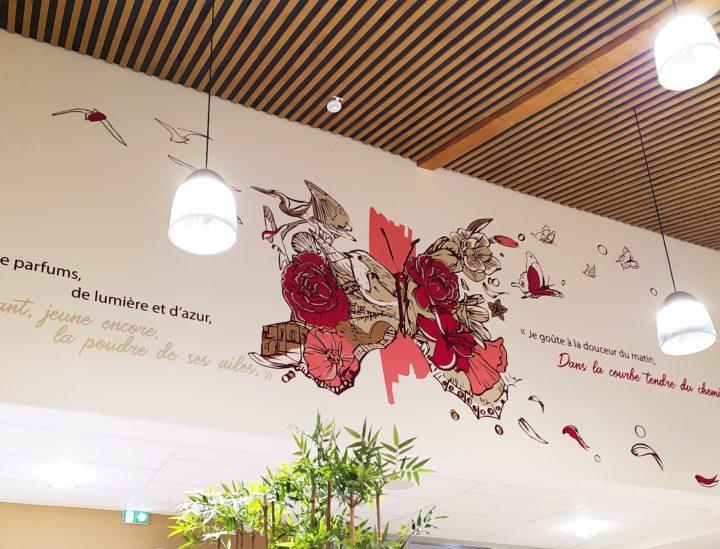 Décoration murale Ehpad > Emilien Bouin > Casquette