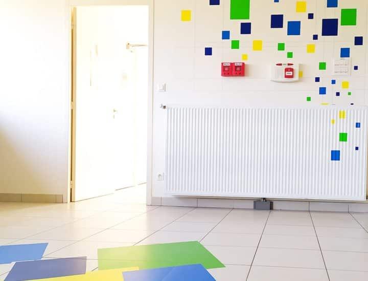 Décoration murale sur-mesure > espace de coworking