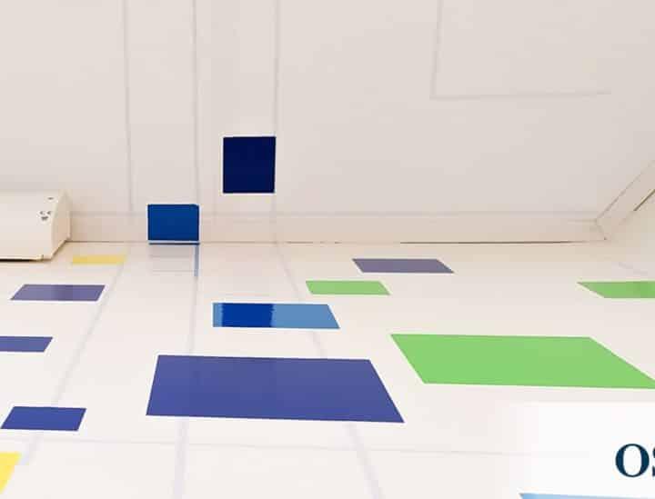 Décoration plafond > espace de coworking