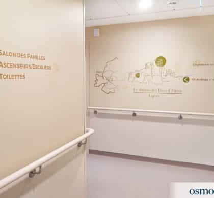 décoration murale et signalétique > CHCA