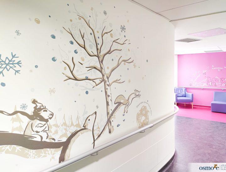 Freques murales clinique enfants > MGEN