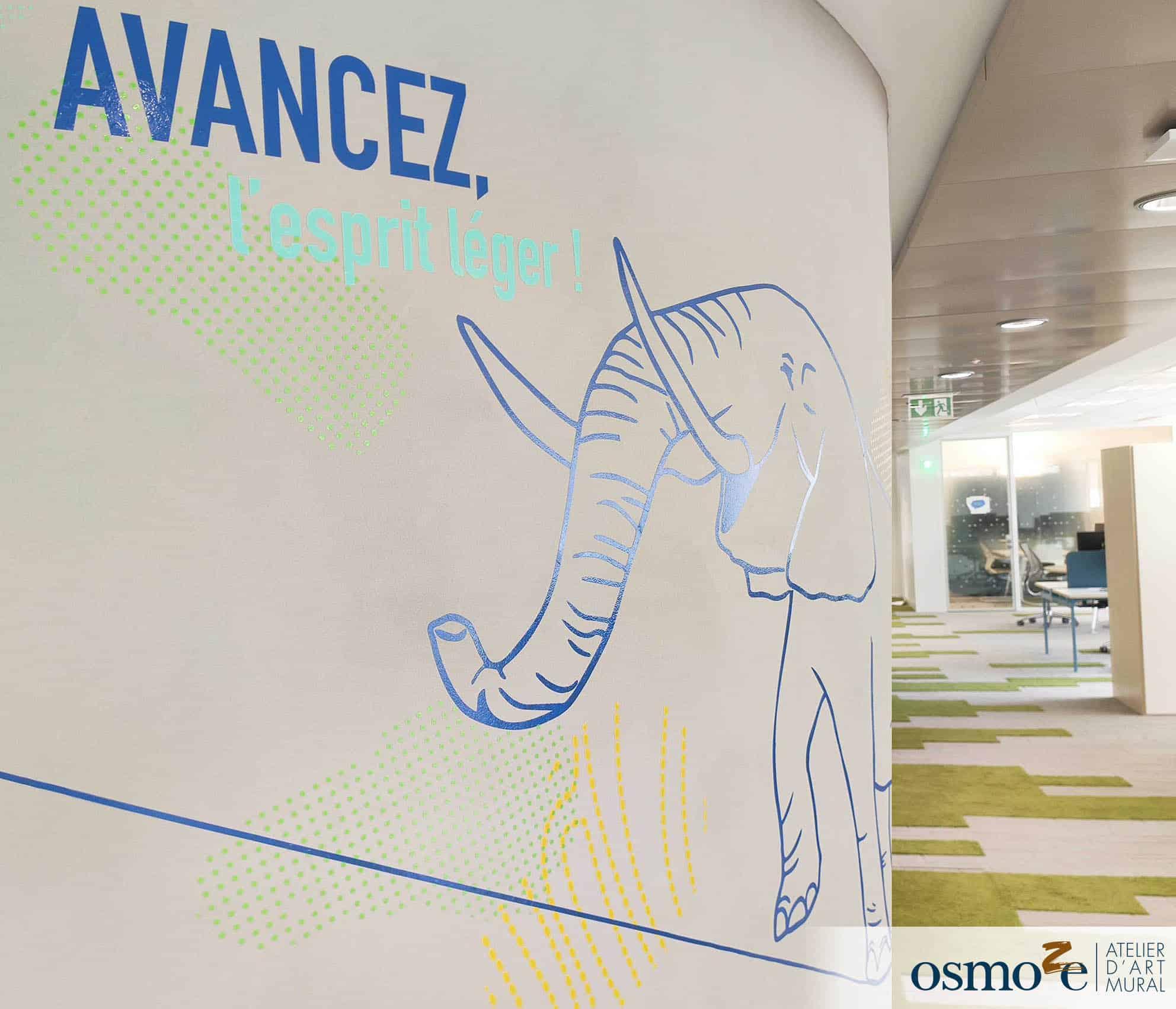 ICADE elephant