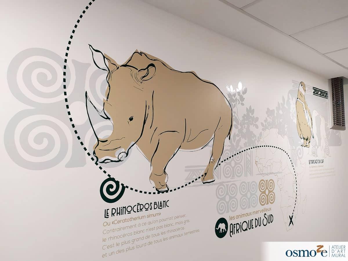 Décorations murales > IME > Cottolengo > EPFIG