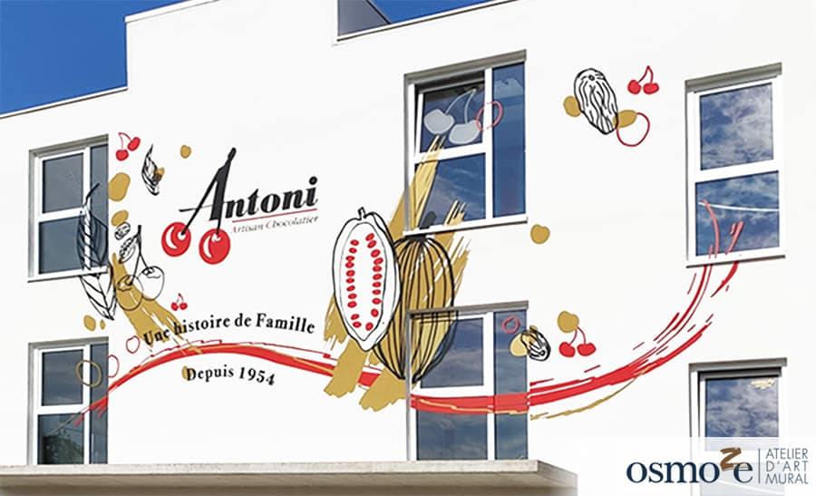 La genèse du projet Antoni Chocolatier – Avolsheim (67)