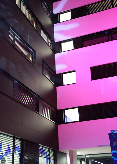 facade>design>decoration>immeuble>projection