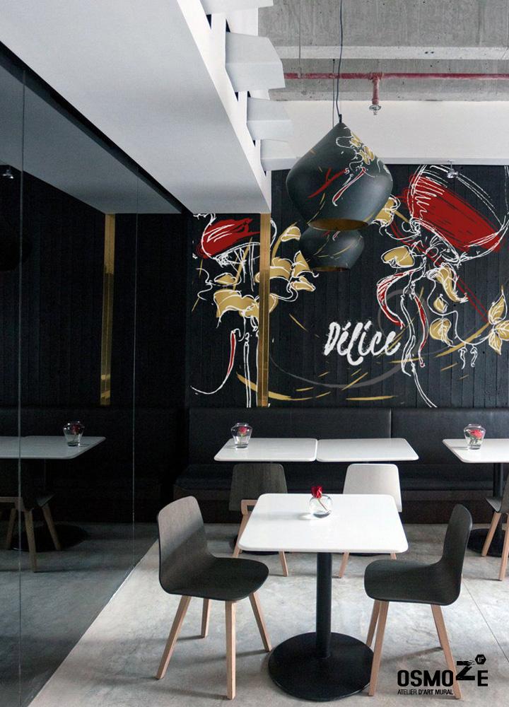 Décoration Restaurant Hôtel > Atelier Art Osmoze > Design