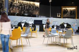 Décoration Murale et Fresque : Cinéma Gaumont Pathé à BRUMATH
