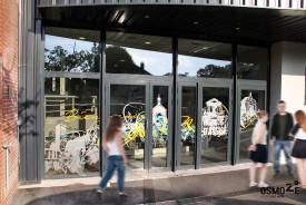 Décoration Murale et Signalétique étudiants : Collège Saint François d'Assise à PARIS
