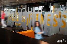 Décoration Murale et Signalétique : Hôtel Kyriad à PARIS BERCY