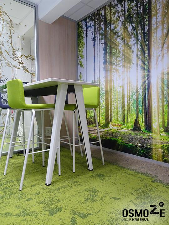 Décoration murale et signalétique artistique > Décoration murale contemporaine>Toile imprimée>Tendance>Design>Groupe Spadel