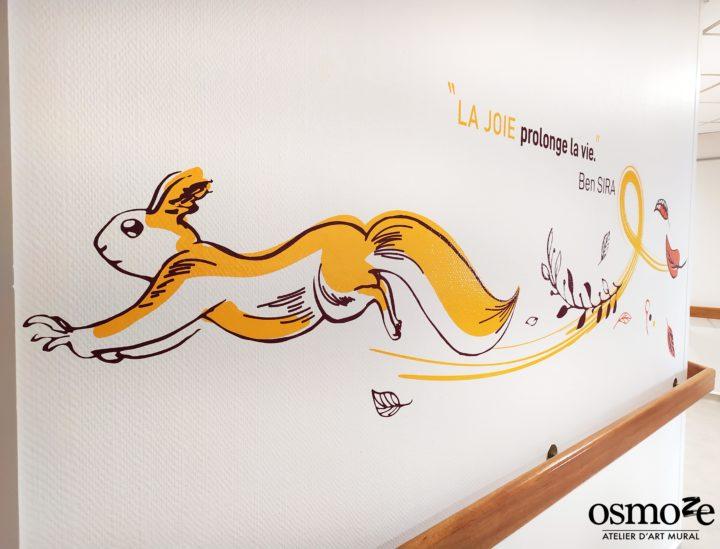 Décoration murale > Maison Saint-Joseph